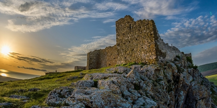 Situl Arheologic Cetatea Heracleea (Enisala)